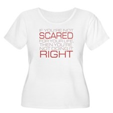 'Scared For Your Life' T-Shirt