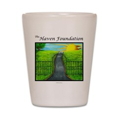 Revised White Haven Shot Glass