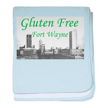 Gluten Free Fort Wayne baby blanket