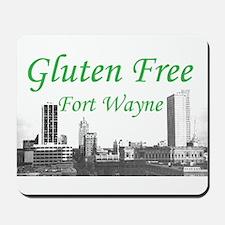 Gluten Free Fort Wayne Mousepad