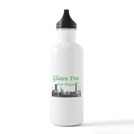 Gluten Free Fort Wayne Water Bottle