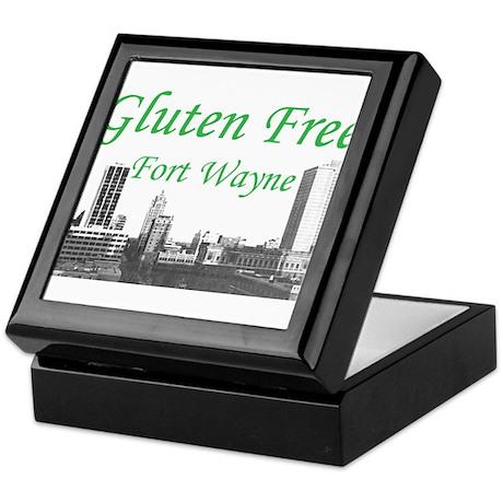 Gluten Free Fort Wayne Keepsake Box