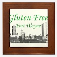 Gluten Free Fort Wayne Framed Tile