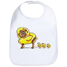 Brussels Griffon Chick Bib