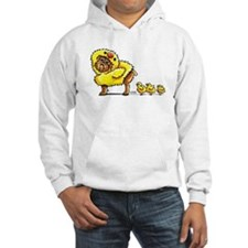 Brussels Griffon Chick Hoodie