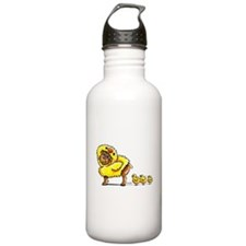 Brussels Griffon Chick Water Bottle