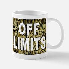 OFF LIMITS Mug