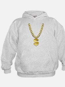 Gold Chain Hoodie