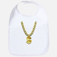 Gold Chain Bib