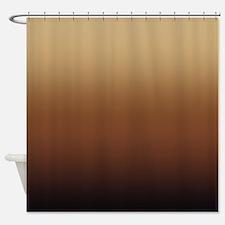 Dark Brown Shower Curtains   Dark Brown Fabric Shower Curtain Liner