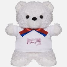 I am an AVM Survivor Teddy Bear