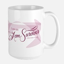 I am an AVM Survivor Mug