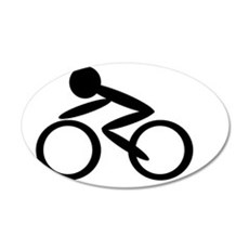 Cycling Wall Decal