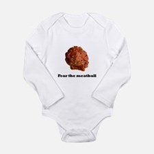 Fear the meatball no bac.psd Body Suit