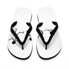Triathlon Flip Flops