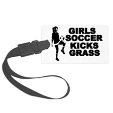 GIRLSSOCCER.png Luggage Tag