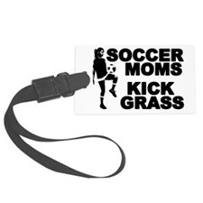 SOCCER MOMS.png Luggage Tag