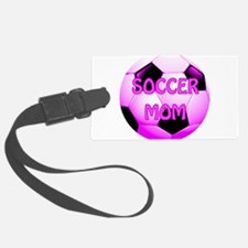 soccerMOMBALL.png Luggage Tag