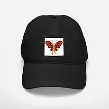 MS Awareness Butterfly Ribbon Baseball Hat