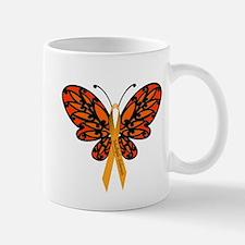 MS Awareness Butterfly Ribbon Mug