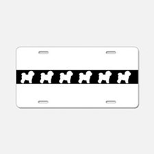 Funny Dog lover license Aluminum License Plate