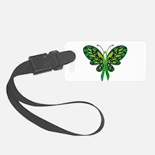 CP Awareness Ribbon Luggage Tag