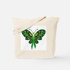 CP Awareness Ribbon Tote Bag