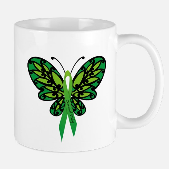 CP Awareness Ribbon Mug