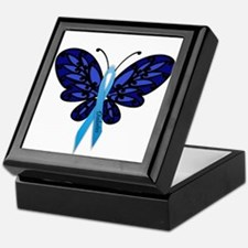 Diabetes Awareness Keepsake Box