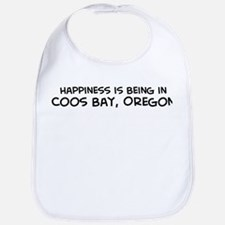 Coos Bay - Happiness Bib