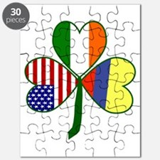 Shamrock of Colombia Puzzle