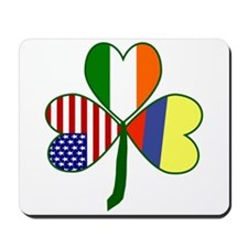 Shamrock of Colombia Mousepad