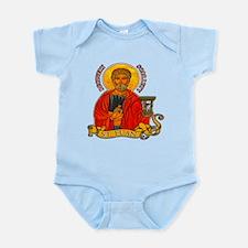 """""""St. Fuan"""" Infant Bodysuit"""