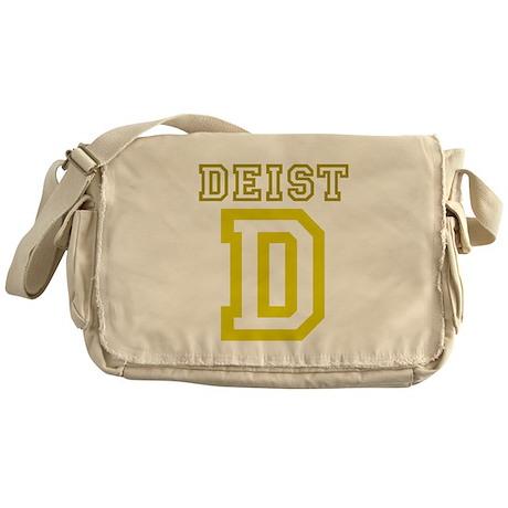 Deist Messenger Bag