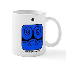 BLUE Magnetic NIGHT Mug