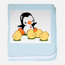 Little Chicks baby blanket
