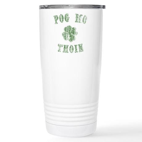 Pog Mo Thoin Stainless Steel Travel Mug