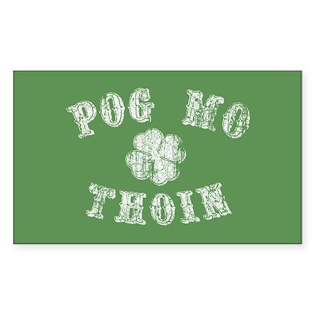 Pog Mo Thoin Sticker (rectangle)