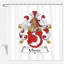 Ulmer Shower Curtain