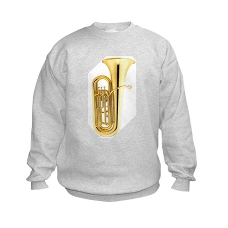 Kids Tuba Sweatshirt