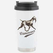 Weims Travel Mug