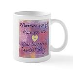 Wherever you go... Mug