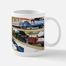 Pieces Of Train Sets Mug