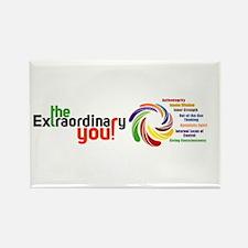 Extraordinary You - Spiritual Rectangle Magnet