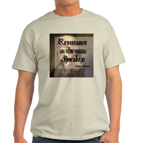 Resistance... T-Shirt