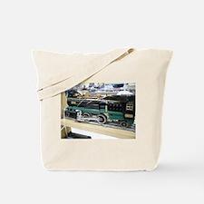 Train Engine Tote Bag