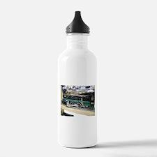Train Engine Water Bottle