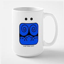 BLUE Lunar NIGHT Mug