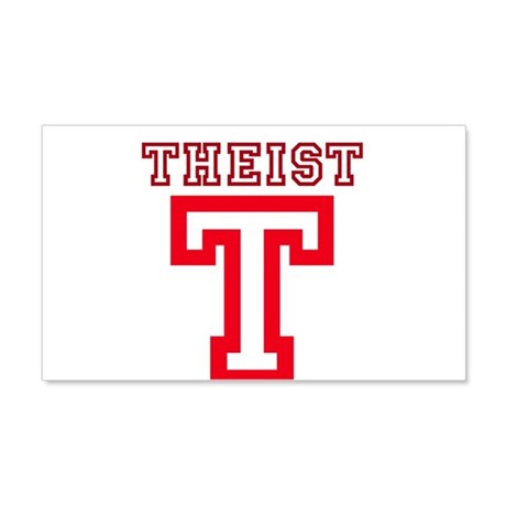 Theist Wall Decal