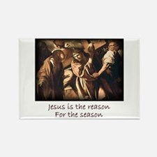 Easter Jesus is the reason for the season Rectangl